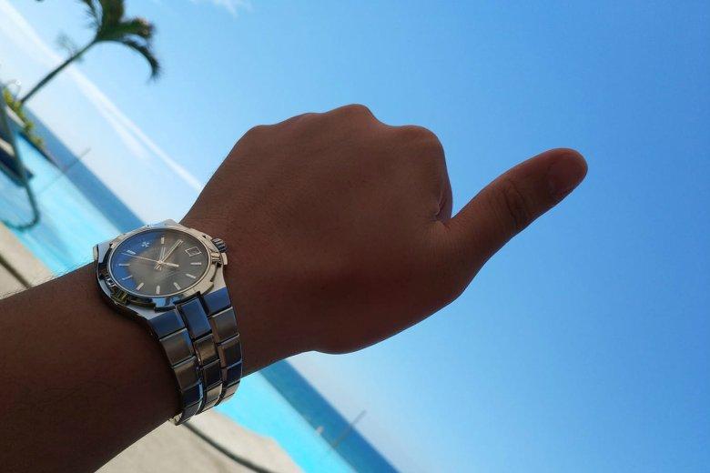 Zegarek Vacheron Constantin w wersji wakacyjnej