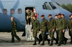 Przywiezienie do ojczyzny zwłok kaprala Tomasza Jura, żołnierza 25 Brygady Kawalerii Powietrznej, który zginął w Iraku w 2007 roku