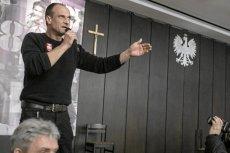 Paweł Kukiz zaatakował na Facebooku Roberta Biedronia.