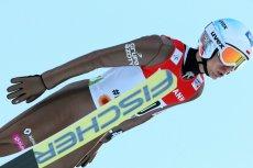 Kamil Stoch wylądował na czwartym miejscu.