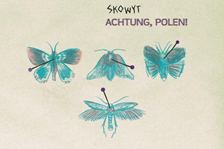 Okładka albumu zespołu Skowyt