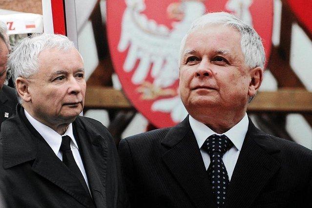 """Po wypowiedzi Hanny Stadnik w """"Faktach po faktach"""". Rajmund Kaczyński o Lechu i Jarosławie"""