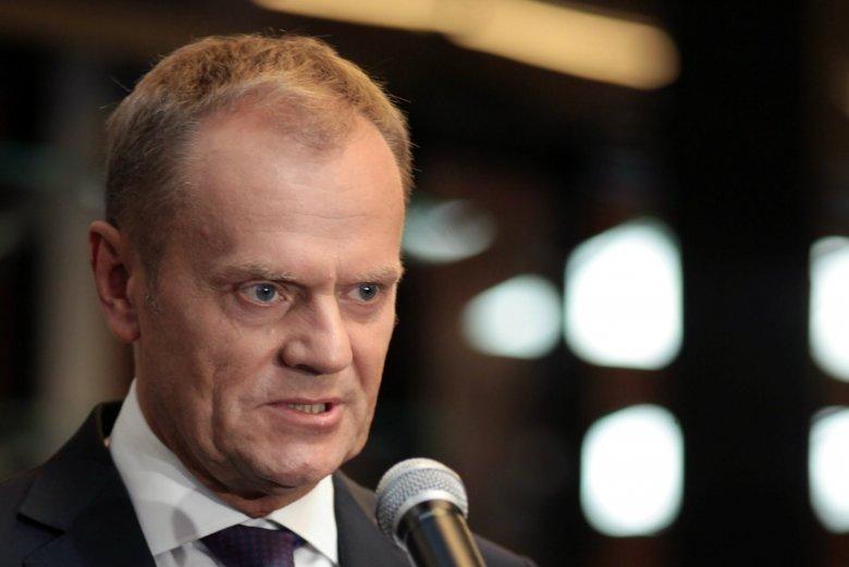 Donald Tusk wypowiedział się w sprawie problemu migracji po spotkaniu w Wiedniu z kanclerzem Austrii