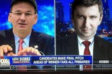 Tak mogłaby wyglądać debata ekonomistów, gdyby miała miejsce w amerykańskich realiach (fotomontaż).