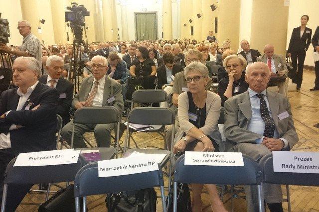 W Warszawie trwa Nadzwyczajny Kongres Sędziów Polskich.