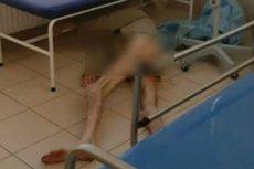 Pacjent szpitala MSWiA w Lublinie przez kilka godzin leżał bez spodni na podłodze Szpitalnego Oddziału Ratunkowego. Żaden z pracowników nie chciał mu pomóc.