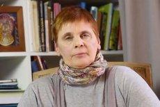 Janina Ochojska ma raka piersi.