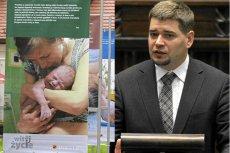 Wiceminister sprawiedliwości Michał Królikowski to jeden z członków Komisji Kodyfikacyjnej, która przygotowała kontrowersyjnąpropozycjęzaostrzenia przepisów ws. aborcji