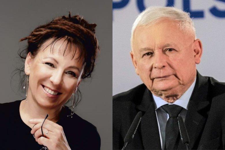 Olga Tokarczuk nie jest ulubioną pisarką PiS.