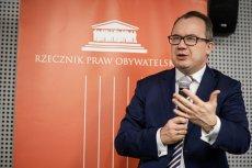 Adam Bodnar skomentował atak Krystyny Pawłowicz i wyjawił, co było najgorszą rzeczą spośród tych, które go spotkały w środę w Sejmie.