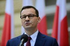 """""""Jesteśmy spadkobiercami starożytnych Greków"""" – mówił premier Morawiecki."""