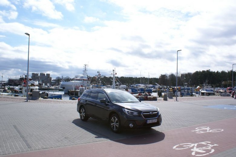 Subaru Outback 2.5i Lineartronic Exclusive