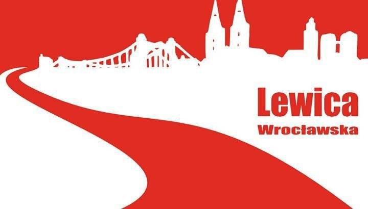 Logo KWW Lewica Wrocławska