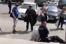 Policjant został dźgnięty nożem w czasie interwencji. Sprawcą miał być miejscowy radny.