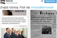 """Portal Karnowskich jak """"Trybuna Ludu""""?"""