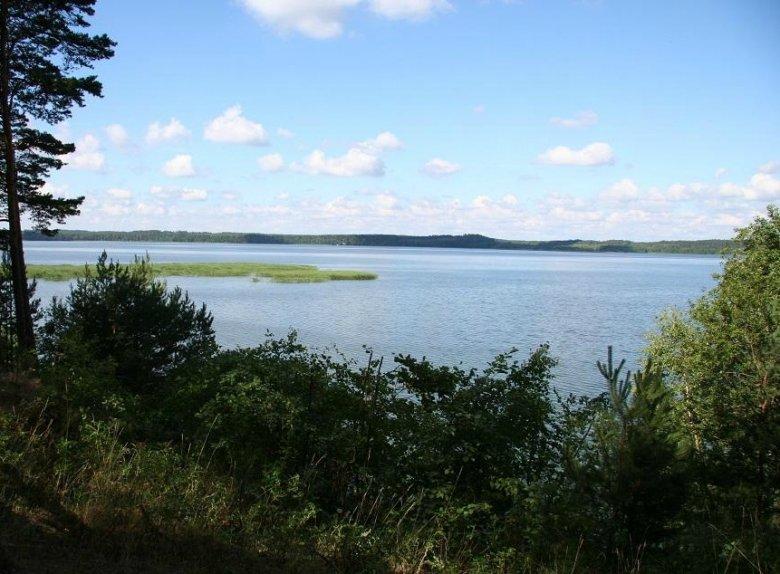 Jezioro Charzykowskie.