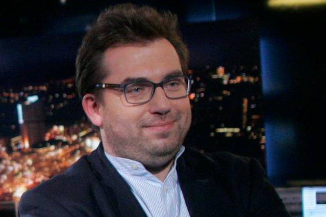 Bartosz Węglarczyk twierdzi, że stał się bohaterem mimo woli. On tylko przedstawił fakty.