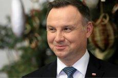 Andrzej Duda ponownie podpadł użytkownikom Twittera.