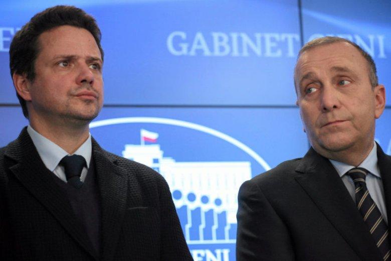 Grzegorz Schetyna odcina Rafał Trzaskowskiego od spraw krajowych?