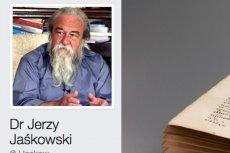 Dr Jerzy Jaśkowski nie jest ekspertem Gdańskiego Uniwersytetu Medycznego.
