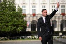 Andrzej Duda zapewnia, że szanuje wszystkich kontrkandydatów, ale żadnego się nie boi.