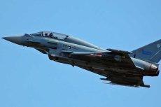 Niemcy wyślą sześć myśliwców do patrolowania nieba krajów bałtyckich.