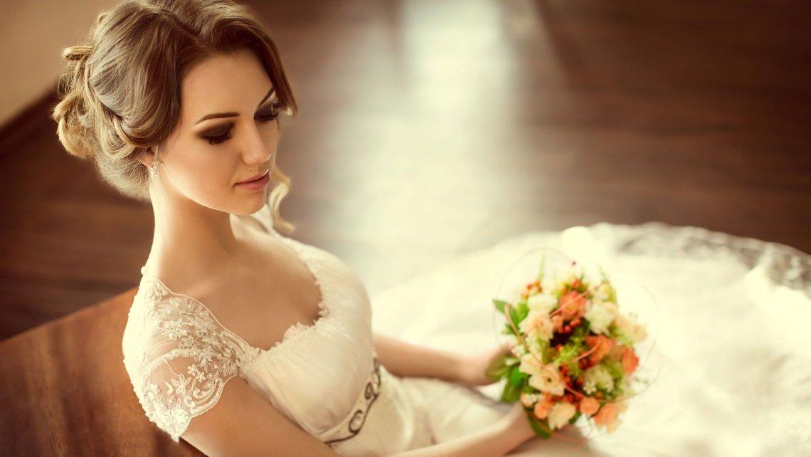 Wybór sukni ślubnej nigdy nie jest prosty...