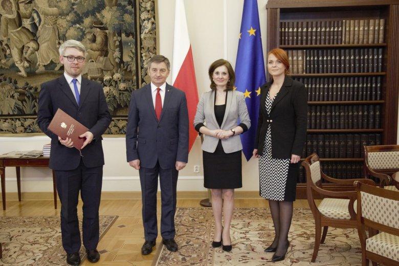 Mirosław Sanek jest zastępcą Generalnego Inspektora Ochrony Danych Osobowych