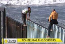 Amerykanie szykują się na karawanę imigrantów z Ameryki Środkowej.