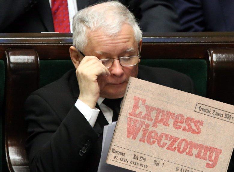 """W spadku po PRL dostał """"Express Wieczorny"""" i po dwóch latach sprzedał Szwajcarom. Dziś walczy o repolonizację mediów."""