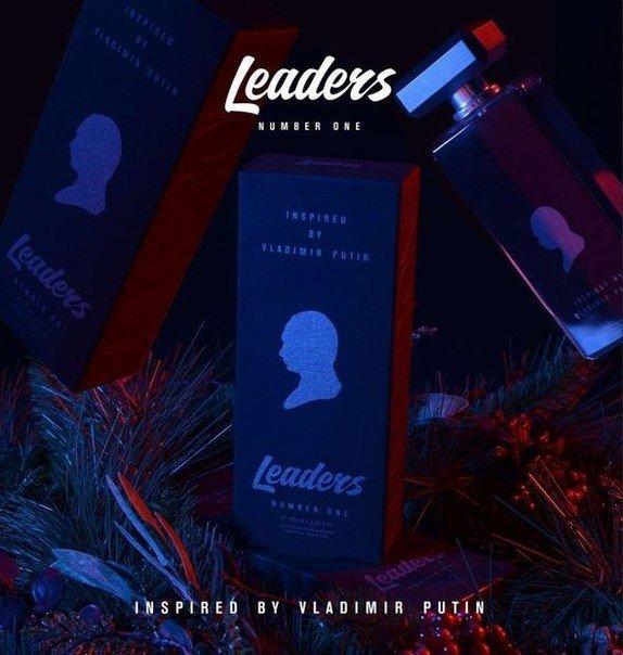 Leaders Number One, których kompozycja została stworzona przez białoruskiego perfumiarza Władysława Rikunowa. Zapach ten inspirowany miał być postacią Władimira Putina.