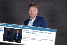 Pan Witek zdominował plebiscyt na twarz Galerii Krosno. Internauci oddali już na niego niemal 30 tysięcy głosów
