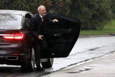 Antoni Macierewicz nadal będzie miał służbowe auto do dyspozycji.