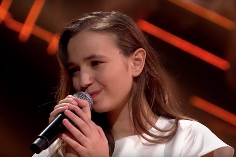 Ania Dąbrowska z Wesołej koło Rzeszowa zwyciężczynią The Voice Kids 2.