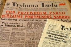 O tym, jak bardzo rządy PiS zaczynają przypominać czasy PRL świadczą nie tylko nagłówki prawicowych gazet.