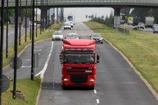 Ciężarówka zderzyła się z samochodem na Słowacji