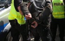 Dolnośląscy policjanci zatrzymali osobę podejrzaną o atak na biuro poselskie Beaty Kempy (PiS) w Sycowie (zdj. poglądowe).