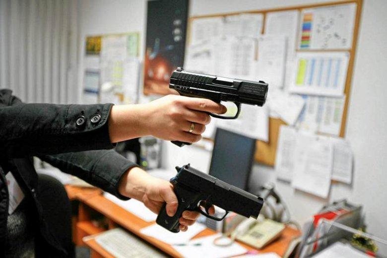 Większość służb chce mieć prawo do używania broni