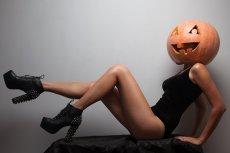 Koszmar halloweenowego kostiumu.