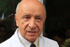 Prof. Bogdan Chazan prawdopodobnie nie usłyszy zarzutów od prokuratora.