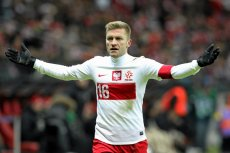 Kapitan reprezentacji Polski Jakub Błaszczykowski może tylko rozkładać ręce