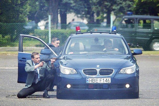 Płk Jacek Lipski podał się do dymisji ze stanowiska wiceszefa BOR. Jego poprzednik odszedł w połowie czerwca.