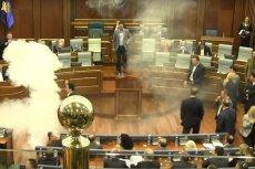To już czwarty atak gazowy w kosowskim parlamencie. Lokalna tradycja?