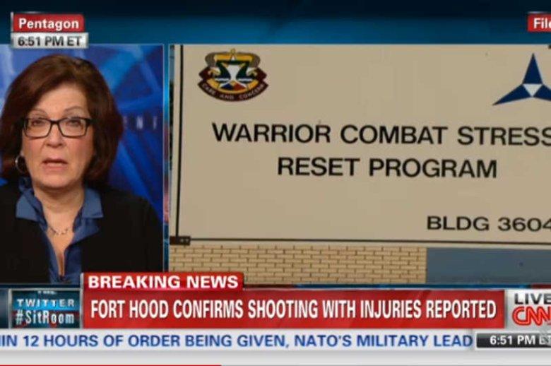 Strzelanina w bazie wojskowej w Fort Hood. Cztery osoby nie żyją