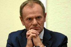 Donald Tusk potępił rosyjską agresję w pobliżu Cieśniny Kerczeńskiej.