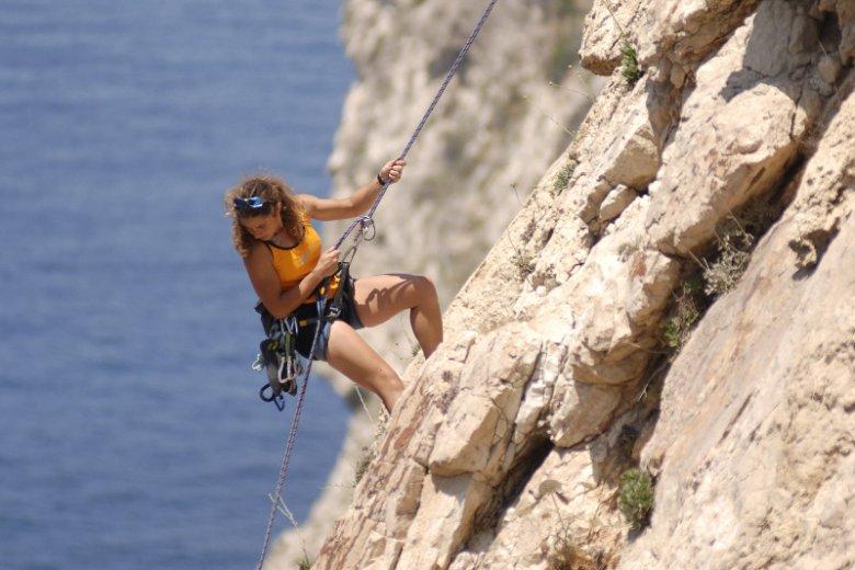 Malta oferuje ponad 1300 dróg wspinaczkowych