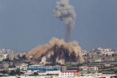 Izrael i Hamas ogłosiły rozejm w Strefie Gazy