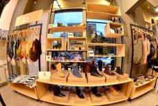 Wnętrza concept store OFFszem OFFszem