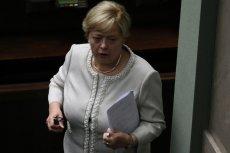 Małgorzata Gersdorf spotkała się z premierem Mateuszem Morawieckim. Takie informacje podał rzecznik SN Michał Laskowski.