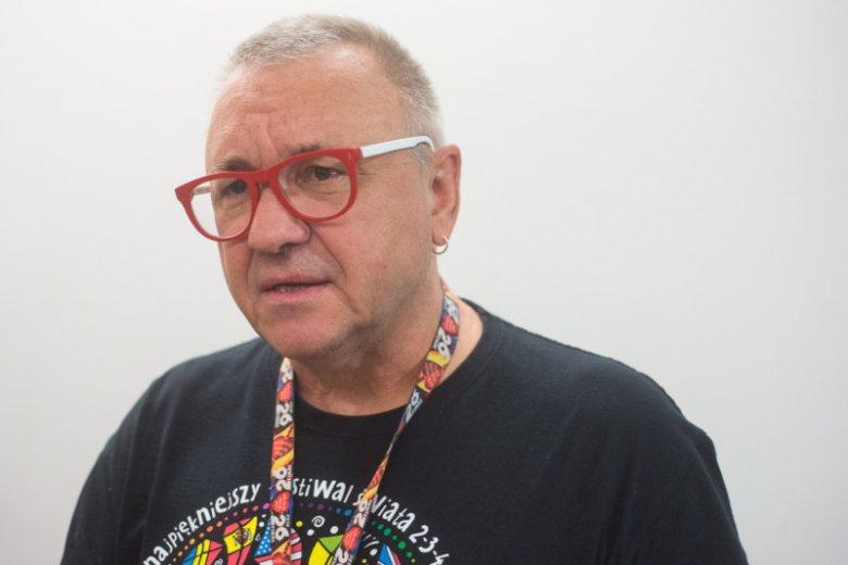 Jurek Owsiak namawia dziennikarzy, aby opuścili Trójkę.